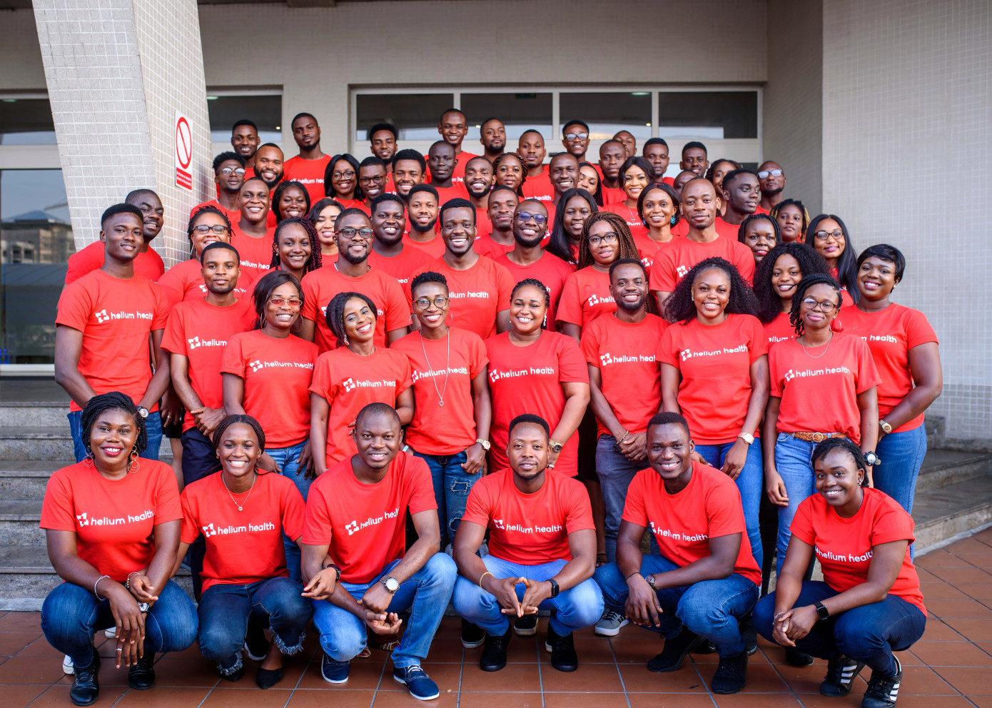 Nigeria's Helium Health raises $10M Series A for Africa expansion