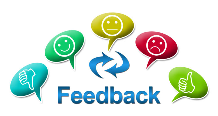 Feedback Isn't Just Words, It Is The life of Yours Business